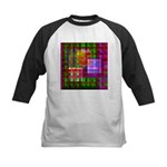 Op Art 4 Kids Baseball Jersey