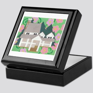 House & Home Keepsake Box