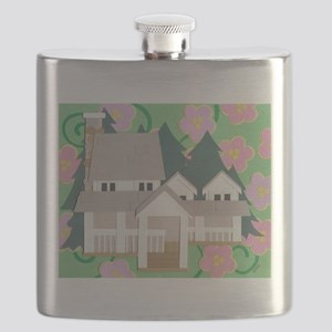 House & Home Flask