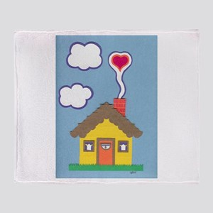 Hearth & Heart Throw Blanket