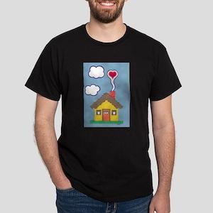 Hearth & Heart Dark T-Shirt