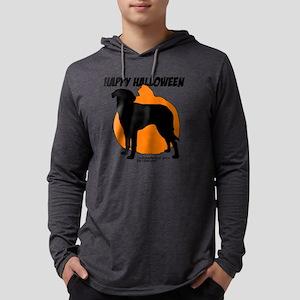 pumpkin-142 Mens Hooded Shirt
