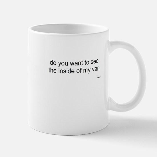 Inside Van Mug