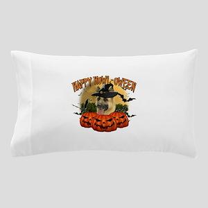 Happy Halloween Shepherd Pillow Case