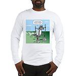 Elephant Tracking Long Sleeve T-Shirt