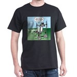 Elephant Tracking Dark T-Shirt