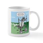 Elephant Tracking Mug