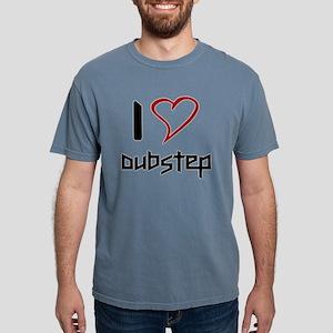 I love Dubstep Mens Comfort Colors Shirt