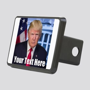 President Donald Trump Hitch Cover