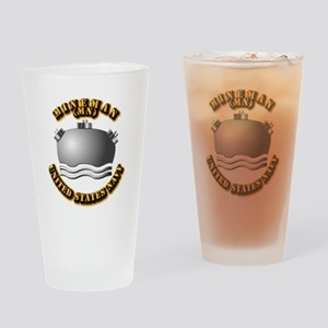 Navy - Rate - MN Drinking Glass