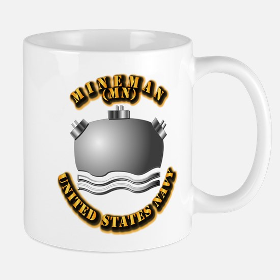 Navy - Rate - MN Mug