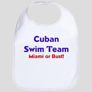 Cuban Swim Team Bib