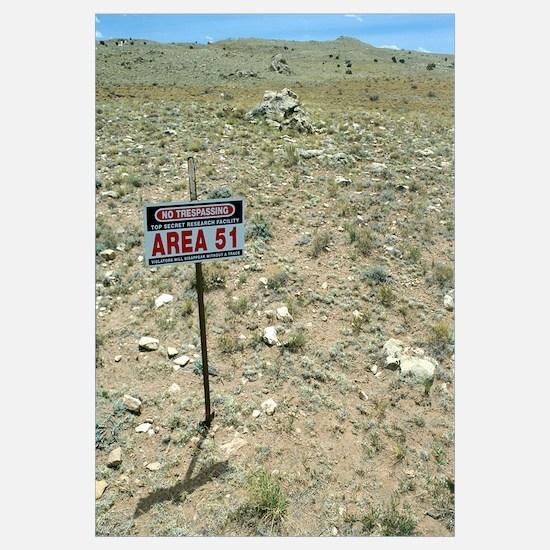 Area 51 UFO site
