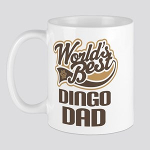Dingo Dad Dog Gift Mug