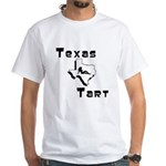 Texas Tart White T-Shirt