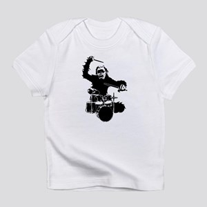 drumming gorilla Infant T-Shirt