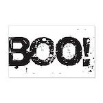 Boo! 20x12 Wall Decal