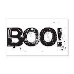 Boo! Car Magnet 20 x 12