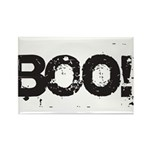 Boo! Rectangle Magnet (100 pack)