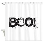 Boo! Shower Curtain