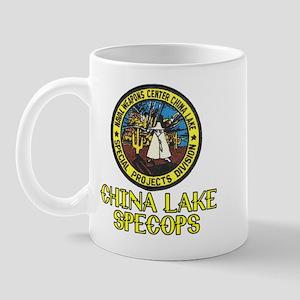 China Lake SpecOps Mug