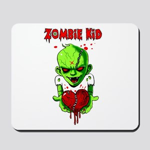 Zombie Kid Mousepad