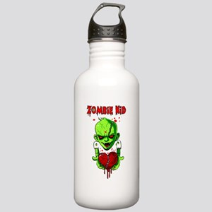 Zombie Kid Stainless Water Bottle 1.0L