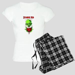 Zombie Kid Women's Light Pajamas