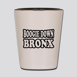 Boogie Down Bronx Shot Glass