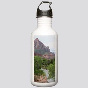 Zion National Park, Utah Stainless Water Bottle 1.