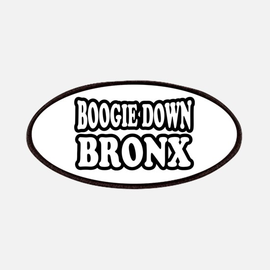 Boogie Down Bronx Patches