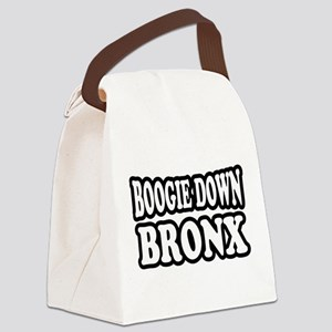 Boogie Down Bronx Canvas Lunch Bag