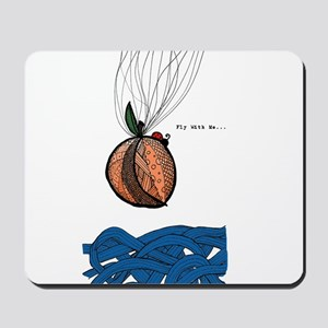 Fly With Me Mousepad