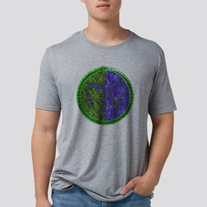 paganmoon03 Mens Tri-blend T-Shirt