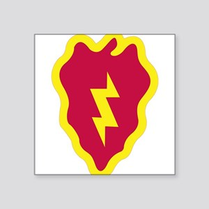 SSI - 25th Infantry Division Sticker