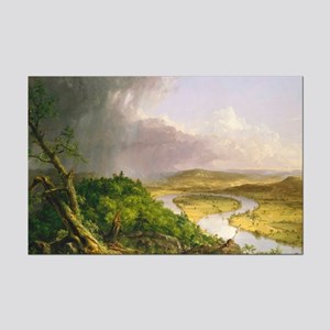 View from Mount Holyoke Mini Poster Print