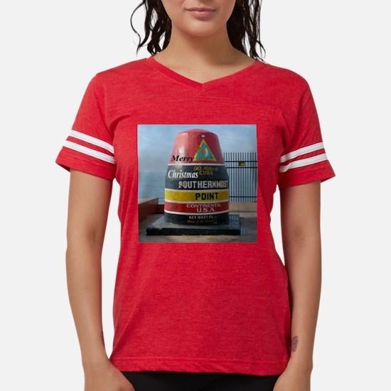 Key West marker Womens Football Shirt