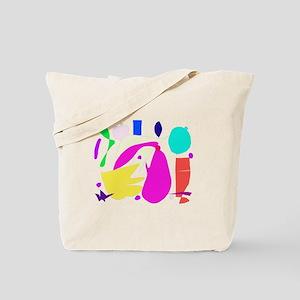 Apple Fall Season Wind Rain Sun Tote Bag