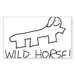 WH3 Sticker (Rectangle 10 pk)