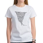 TornadoAlleyT-Shirts white T-Shirt