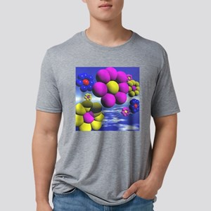 moflowers4 Mens Tri-blend T-Shirt