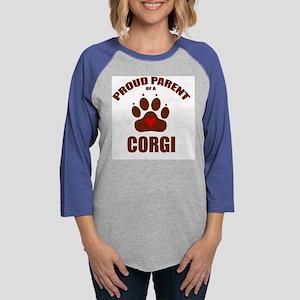 CORGI Womens Baseball Tee