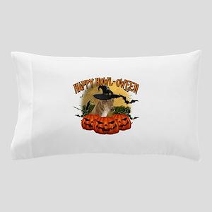 Happy Halloween Greyhound Pillow Case