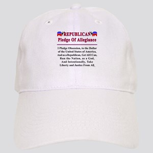 Republican Pledge Cap