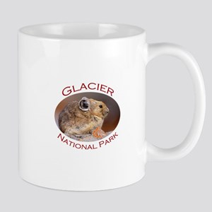 Glacier National Park...Pika Profile Mug