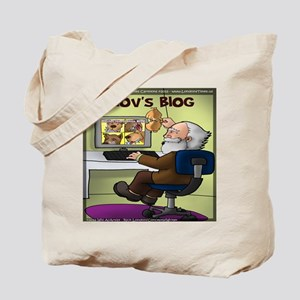 Pavlovs Blog Tote Bag