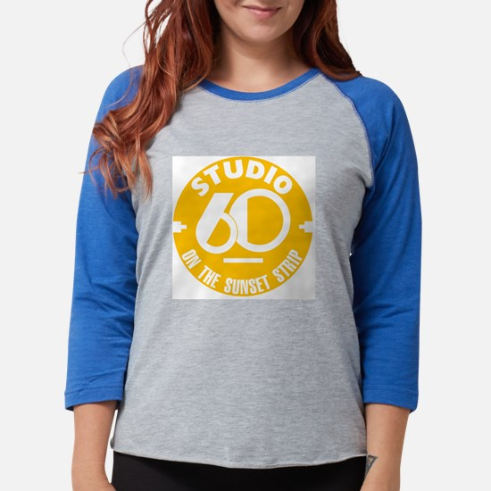 studio 60 show logo.png Womens Baseball Tee