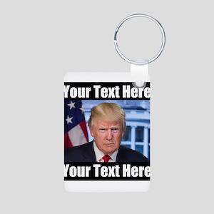 President Donald Trump Meme Keychains