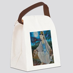 hir_res_Kuan_Yin Canvas Lunch Bag