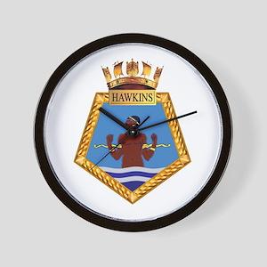 TS Hawkins Wall Clock